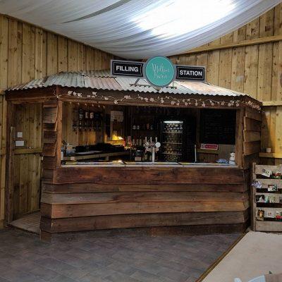 Milton Barn Bespoke Rustic Bar