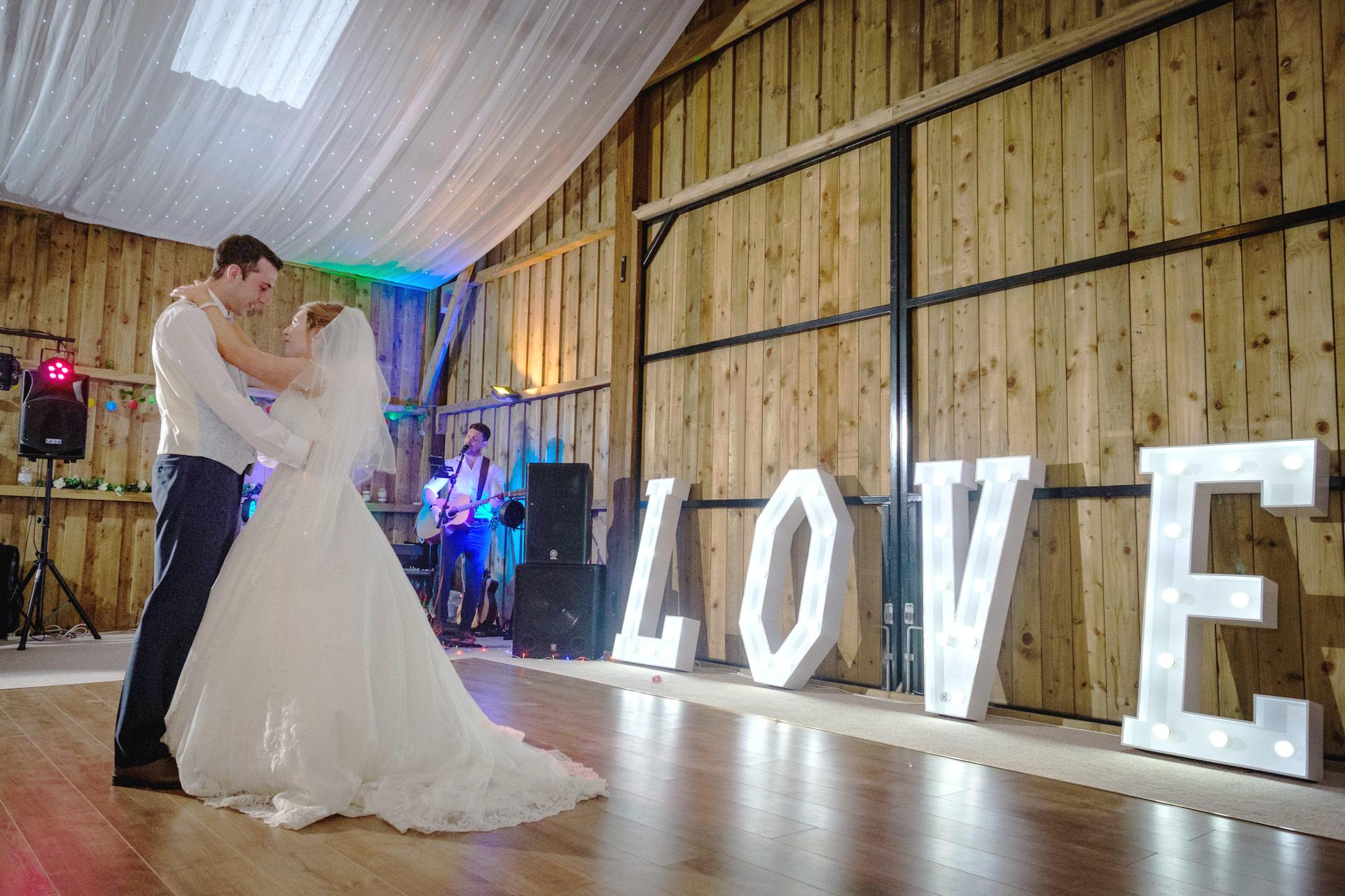 Love and Marriage : Milton Barn Wedding Venue Bude Cornwall